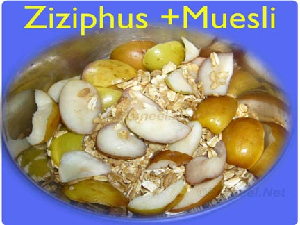Ziziphus Plus Muesli Breakfast